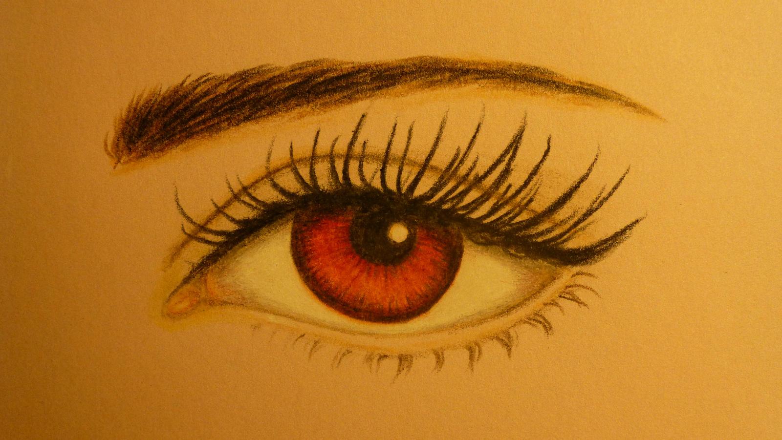 Bella swan eye drawing by jenniferefinn on deviantart for Tumblr drawings of eyes