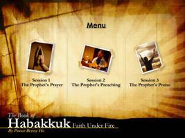The Book of Habakkuk by dawnakatsuki