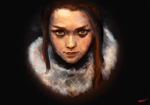 Arya Stark (venellah edit)