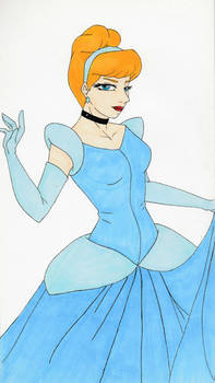 [Request] Cinderella for joebev910