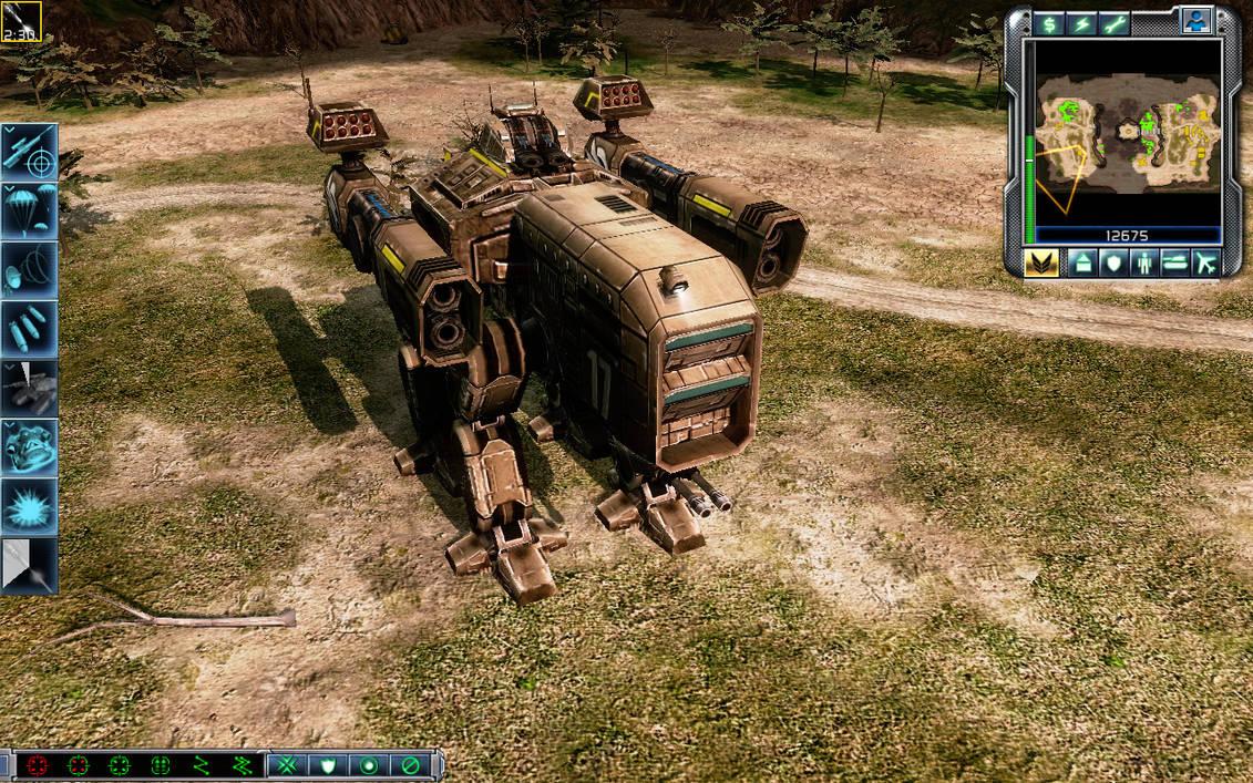 Mammoth Mark II by CommanderA9 on DeviantArt