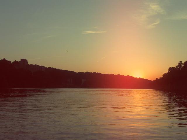 The beautiful sunset by akatsukifangirl8894