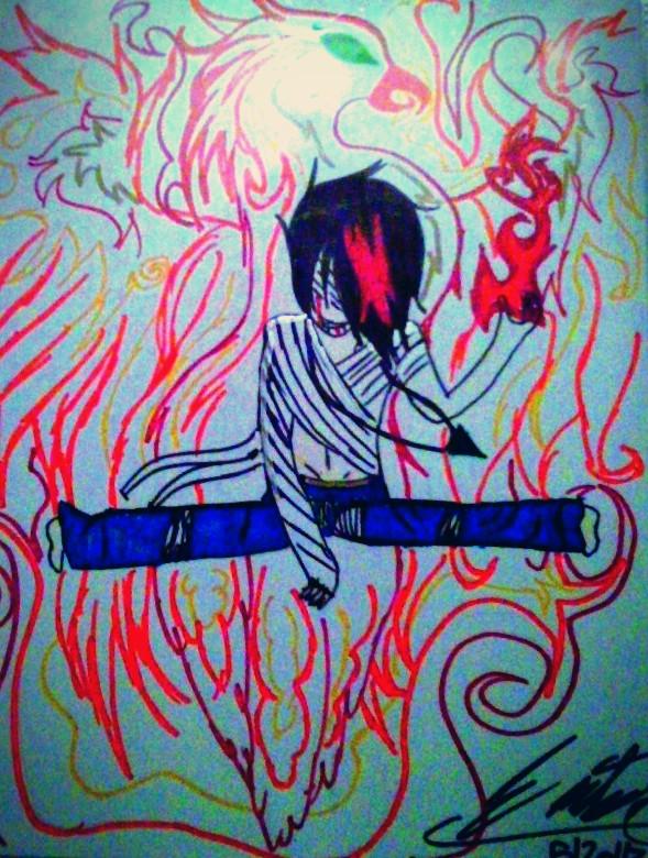 Then I'll raise you like a Phoenix by akatsukifangirl8894