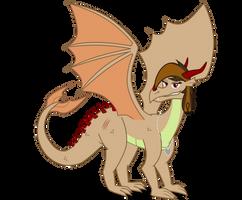 Dragon OC: Wubcake