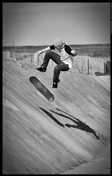 Kickflip to fakie by mjagiellicz