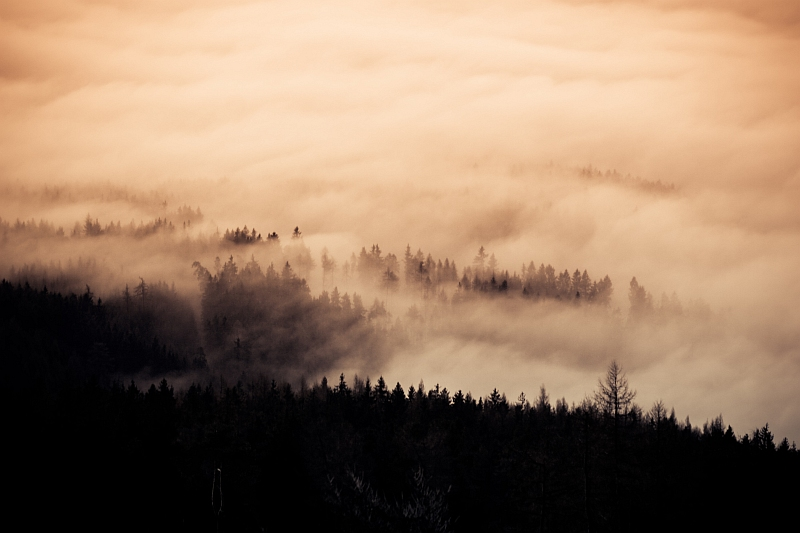Morning inversion by mjagiellicz