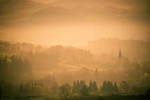 Misty april by mjagiellicz