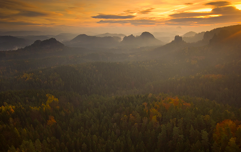 Saxon Switzerland 9 by mjagiellicz