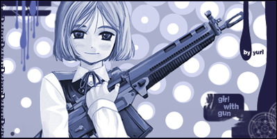 Girl With Gun by last-ace