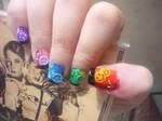 Happy Rainbow by uutopicaa