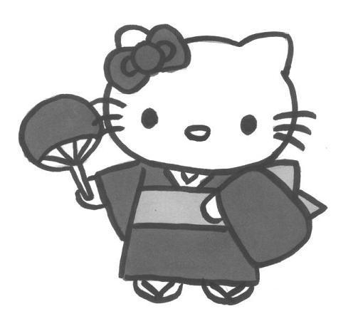 Hello Kitty 2 by Okochan