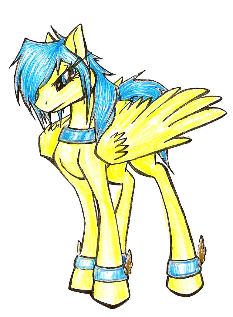 Annika MLP Style yay by tasertail