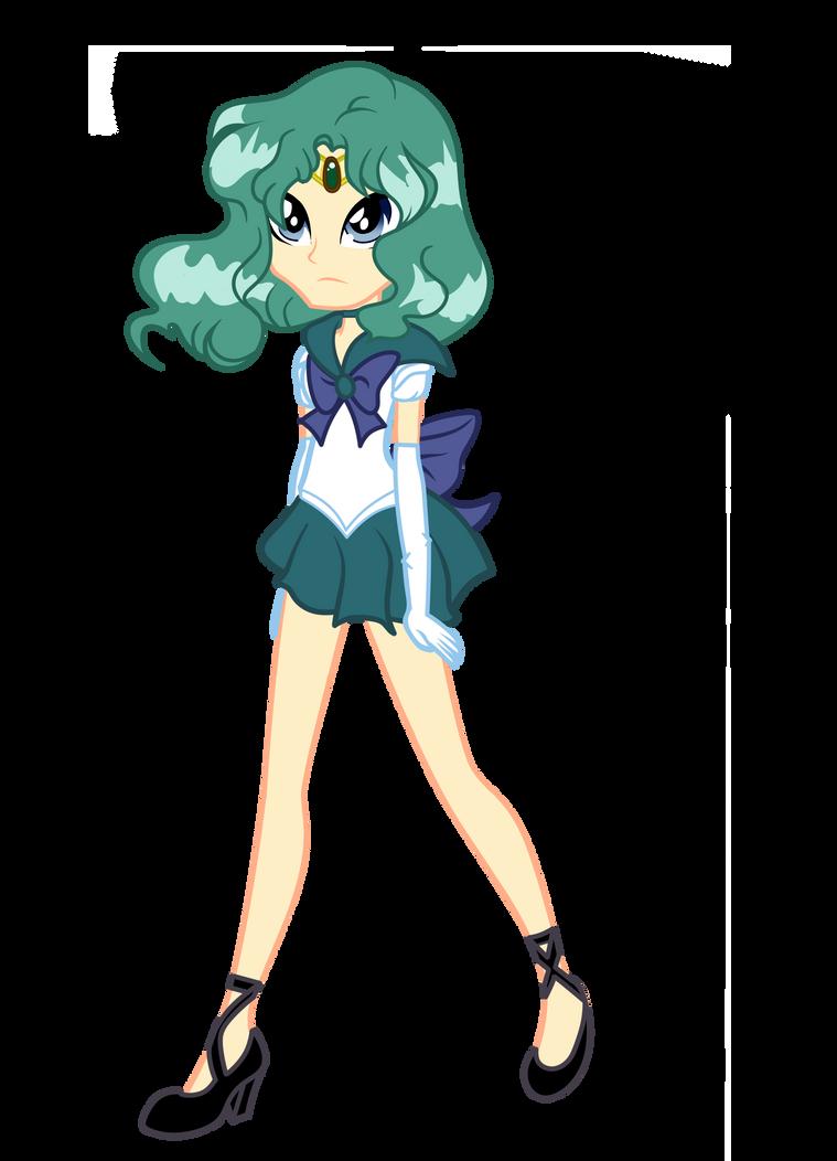 Sailor Neptune by SunshineRarity-666