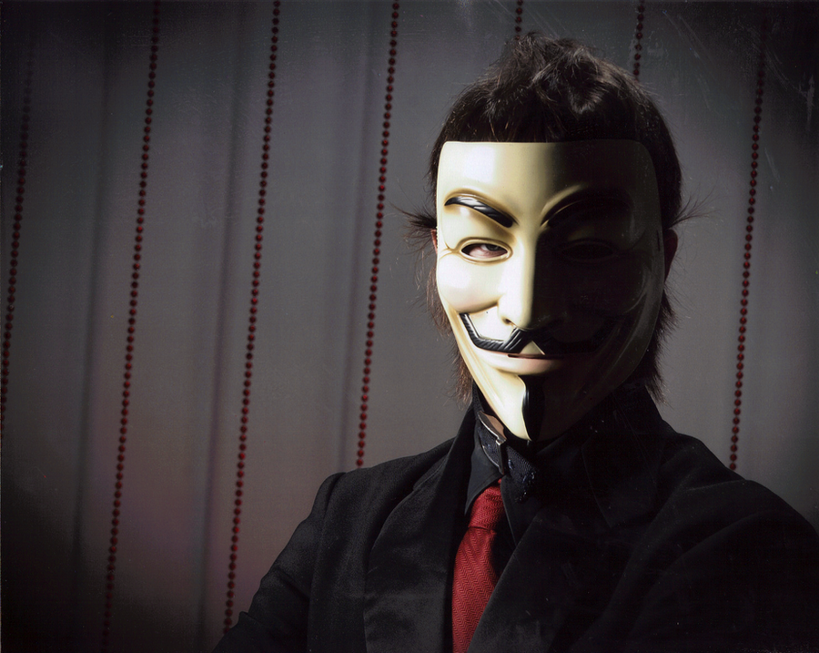 Anonymous by Zaidtomo