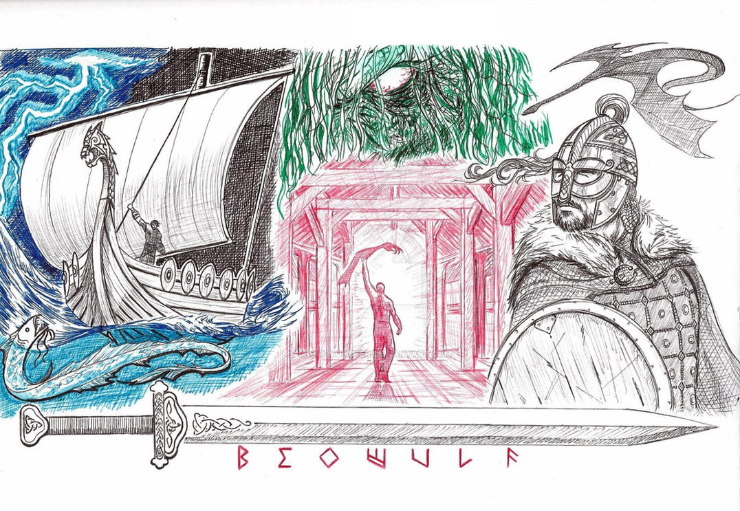 Beowulf by Snow-Monster