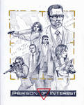 Person of Interest by Snow-Monster