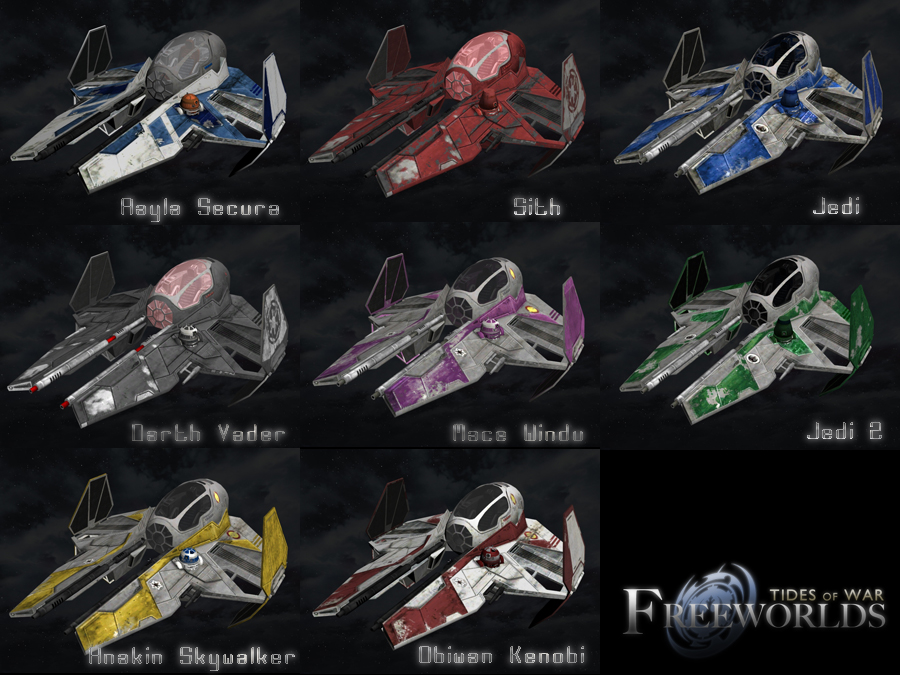 Eta 2 Jedi Starfighters By Marcbourdeau On Deviantart