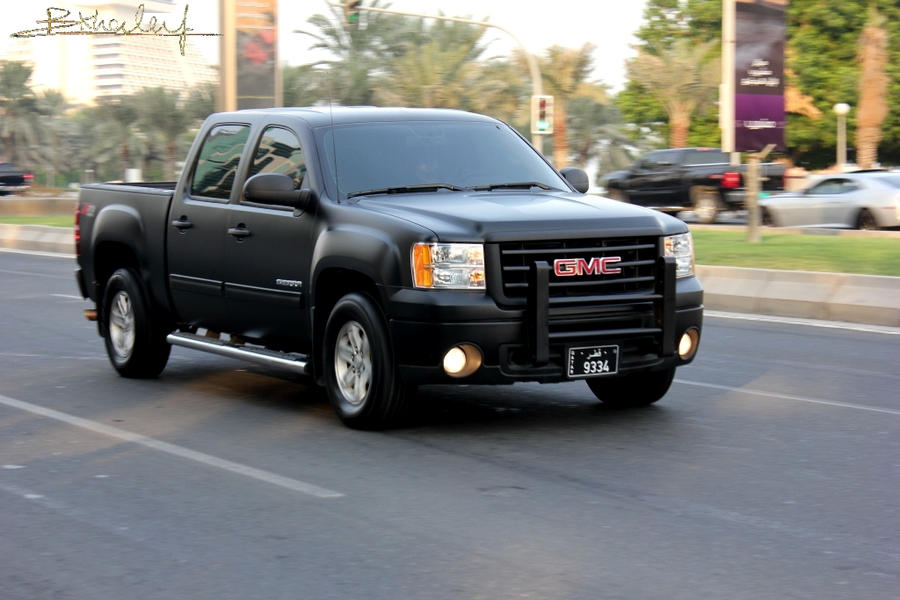 Matte Black Gmcon Ford Truck Wiring Diagrams