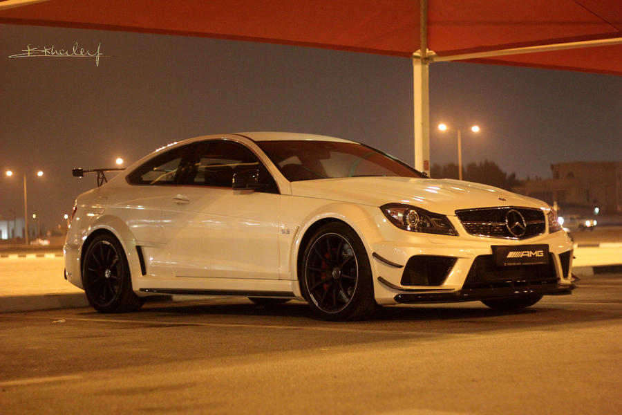 Mercedes C63 Black Series by ramyk