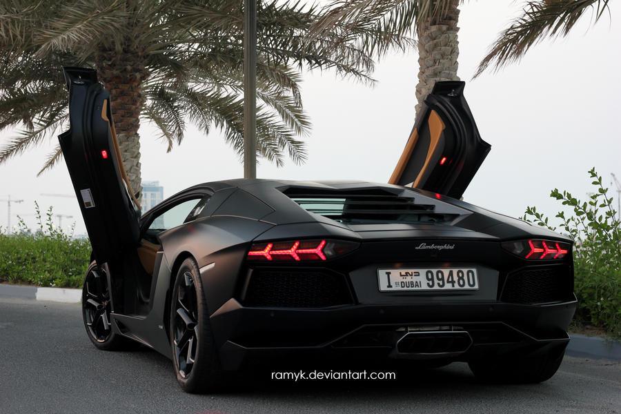 Lamborghini Aventador by ramyk