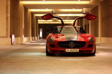 SLS AMG by ramyk