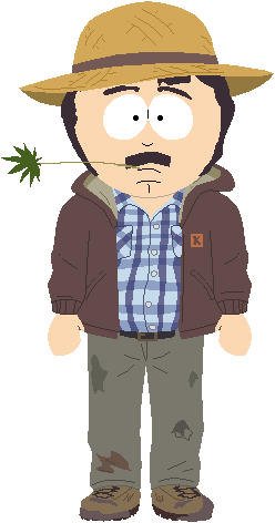 Randy Marsh Tegridy Farms By Kondomko On Deviantart