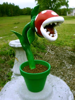 First Go at a Piranha Plant