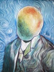 Portrait of Vincent Mango by Kalapusa