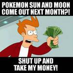 Pokemon sun and moon meme