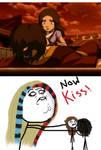 Zutara NOW KISS