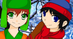 SP-Stan and kyle snowday
