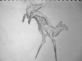 Monstrous Chicken Thing by Lexinator117