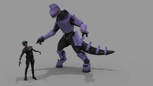Juggernaut Render