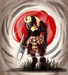 Halo Elite Samurai