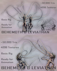 Biblical Beast Extra Images by Lexinator117