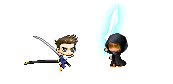 Assassain Attack by keyblade-shadow
