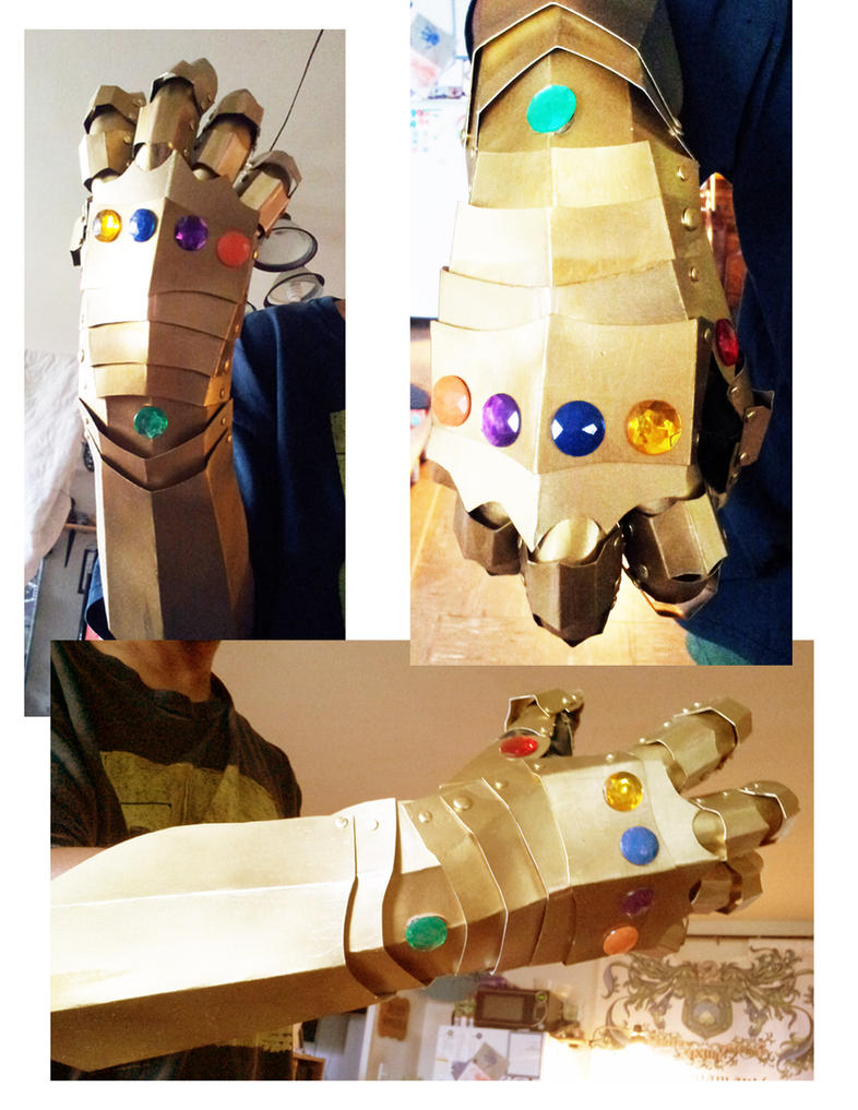 Infinity Gauntlet by Tahirbrown