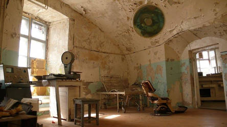 Former Soviet Prison Hospital