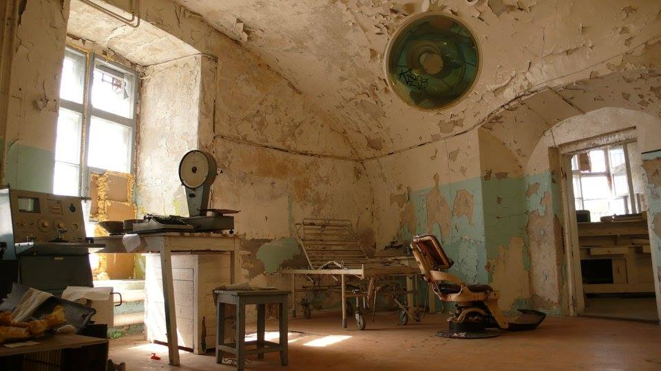 Former Soviet Prison Hospital by AlexanderFreud