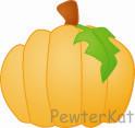 Vector Pumkin by PewterKat