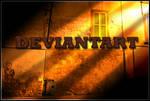 DevaintART on Ruined Wall