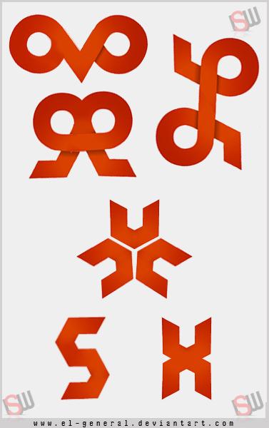 new logo by el-general