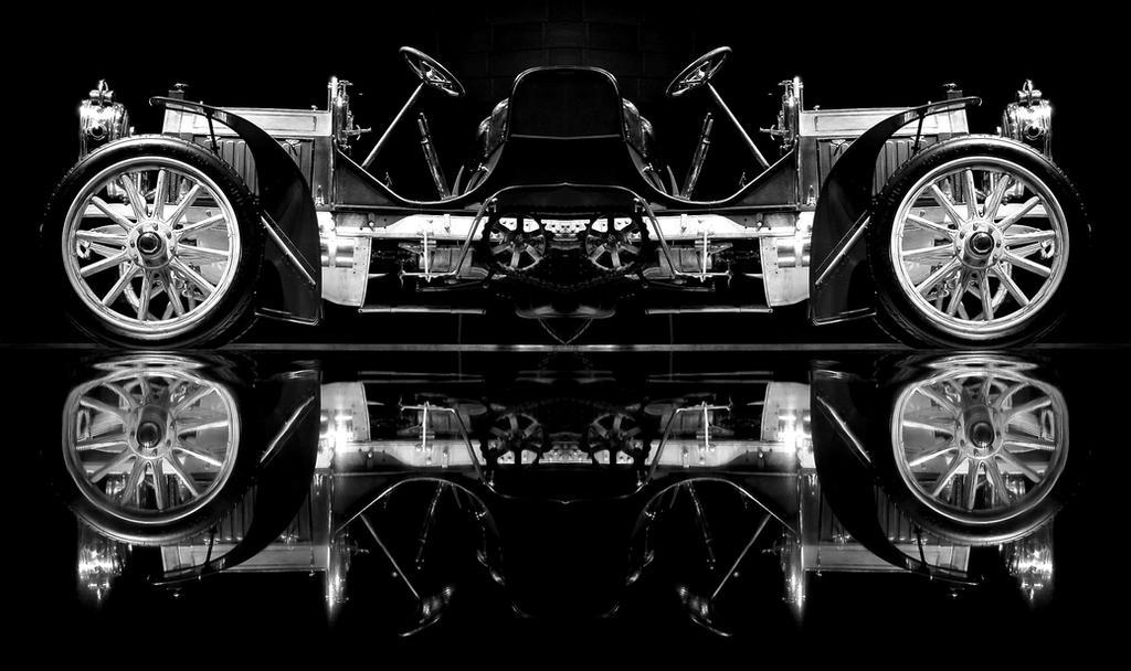 Automobile meraviglioso by Ceecore