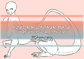 P2U DragonTaur Base