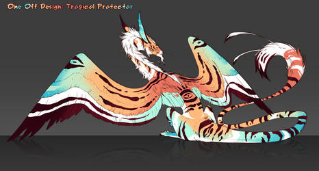 [One Off] [AUCTION] Tropical Protector - CLOSED