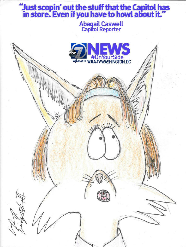 Something to Howl and Yip About In D.C. by citynetter