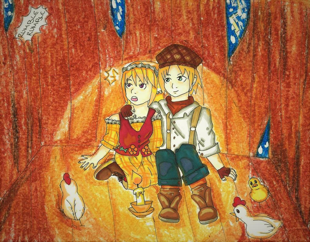 Barnstuck by AnimeInMyPocket