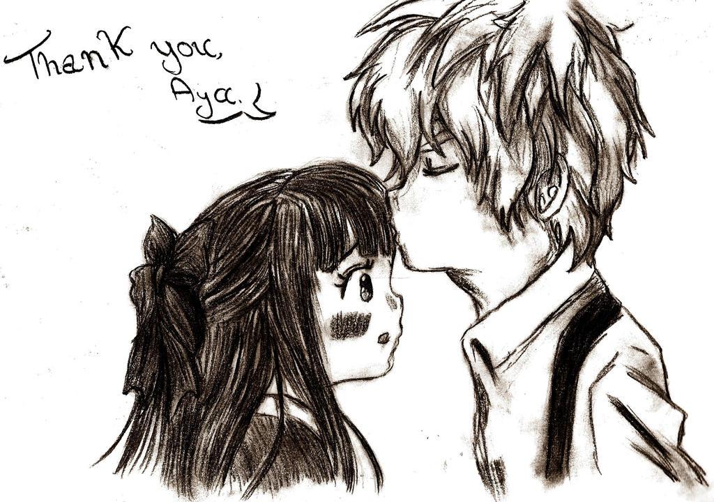 Thank You, Aya by AnimeInMyPocket