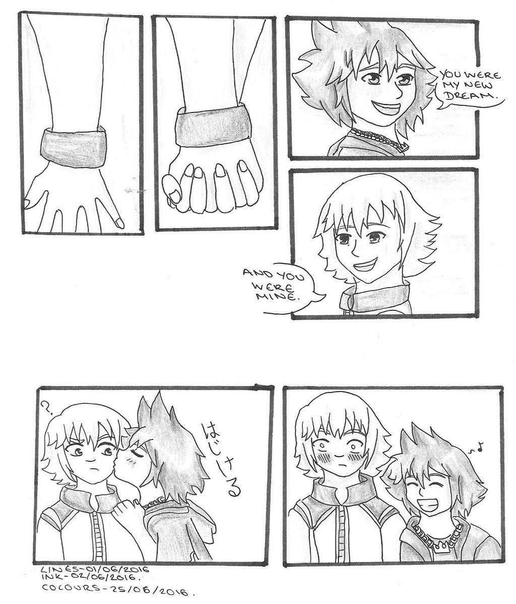 Soriku - Dreaming - Part Two by AnimeInMyPocket
