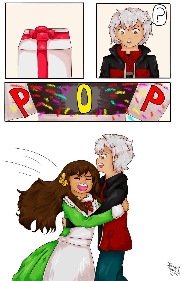 Surprise! by AnimeInMyPocket